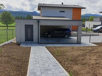 Völkermarkter mitzubestimmen Nebengebäudes - Welzenegg/leistbare, hochwertige Doppelhaushälfte