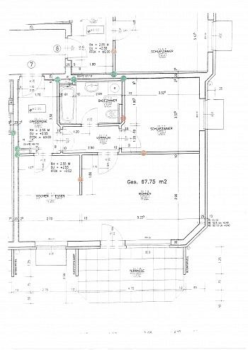- Tolle 2 Zi Wohnung mit 190m² Garten und Tiefgarage