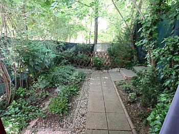 Westterrasse Eckbadewanne Abstellraum - 2-3 Zi Wohnung 97m² mit Garten in Waidmannsdorf