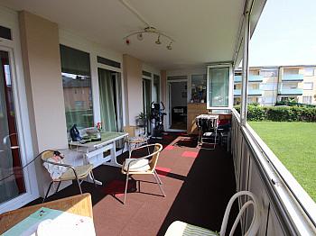 Änderungen begehbarer Fernwärme - Tolle 4 Zi Wohnung 140m² mit XXL Loggia - Feschnig