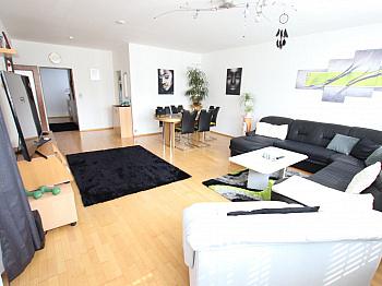 Sanierte Feschnig Heizung - Tolle 4 Zi Wohnung 140m² mit XXL Loggia - Feschnig