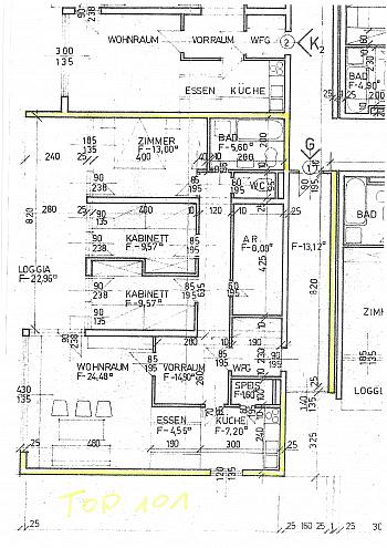- Tolle 4 Zi Wohnung 140m² mit XXL Loggia - Feschnig