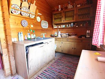 Wohngebiet Wohnhauses getrennten - Kleines Wohn-/Ferienhaus direkt an der Sattnitz