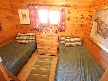 Schlafraum getrennten Werkezeuge - Kleines Wohn-/Ferienhaus direkt an der Sattnitz