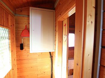 NEUHAUSER bevorzugt Immobilie - Kleines Wohn-/Ferienhaus direkt an der Sattnitz