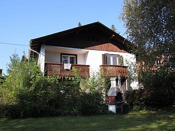 Wohnzimmer Wohnküche Wohnhaus - Wohnhaus mit 2 Wohnungen in Keutschach in SEENÄHE!