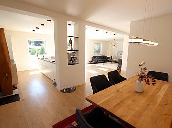 Fliesenböden Laminatböden Aussichtslage - Neues schönes 145m² Wohnhaus - Nähe Viktring