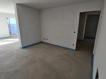 Zentrumsnähe Infrastruktur Bezugsfertig - Tolle neue 3 Zimmer Penthouse in Viktring