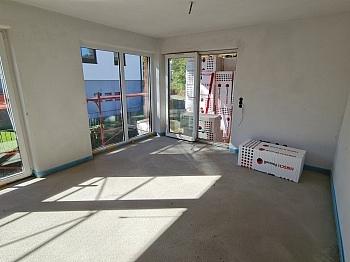 Kellerabteil Badezimmer Erstbezug - Tolle neue 3 Zimmer Penthouse in Viktring