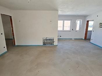 Eigentumswohnung Luftwärmepumpe Zentralheizung - Tolle neue 3 Zimmer Penthouse in Viktring