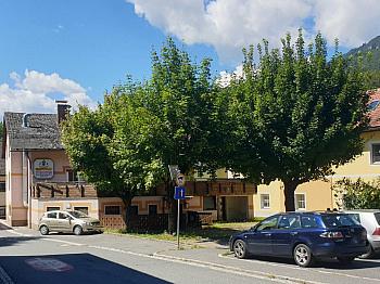 Kirche Nebenräume Sitzgarten - Älters Gasthaus mitten in Eisenkappel