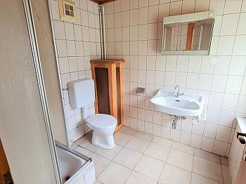 Ortsmitte Toiletten Terrasse - Älters Gasthaus mitten in Eisenkappel