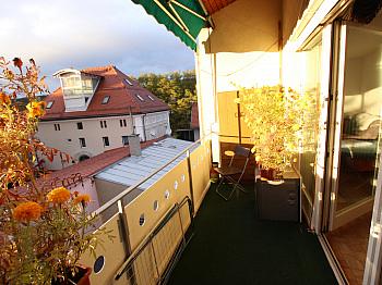 Elternschlafzimmer Nutzwertgutachten Außenjalousien - 3 Zi Wohnung 104m² mit Carport in Waidmannsdorf