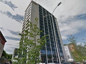 einmalige Stadtlage Rücklage - Wohnen im neuen Rothauer Hochhaus