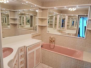 Klagenfurt Badezimmer nahmhaften - Wohnen im neuen Rothauer Hochhaus