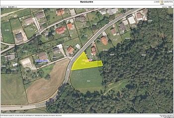 - Günstiger 1.155m² Baugrund in Köttmannsdorf