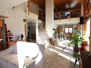 jährlich schönes Einfahrt - Tolles 180m² Wohnhaus mit Galerie - Nähe Viktring