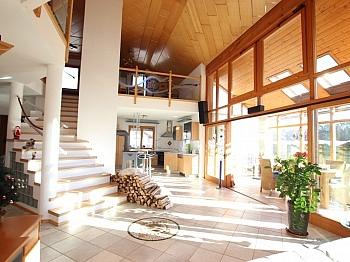 asphaltierter Vollkeller Sackgasse - Tolles 180m² Wohnhaus mit Galerie - Nähe Viktring
