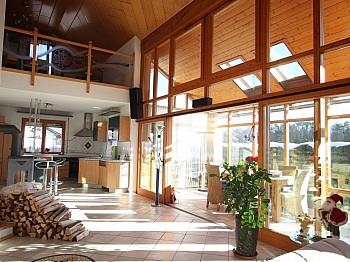 Fertigstellungsmeldung Holzisolierglasfenster Tischlerinnentüren - Tolles 180m² Wohnhaus mit Galerie - Nähe Viktring