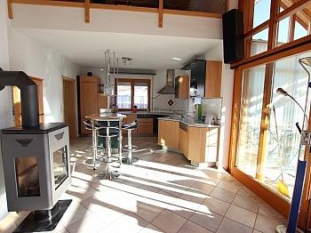 Tischlerinnentüren Einfamilienwohnhaus flächenbündige - Tolles 180m² Wohnhaus mit Galerie - Nähe Viktring