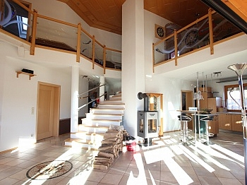 Stellplätze Eckbadewanne Dachgeschoss - Tolles 180m² Wohnhaus mit Galerie - Nähe Viktring