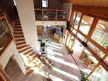 Wohnhaus Tischler Parkett - Tolles 180m² Wohnhaus mit Galerie - Nähe Viktring