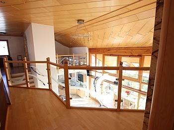 Plänen Parkett sonnige - Tolles 180m² Wohnhaus mit Galerie - Nähe Viktring