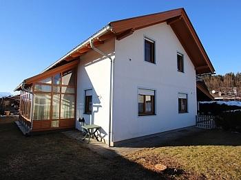Köttmannsdorf Wintergarten Schlafzimmer - Tolles 180m² Wohnhaus mit Galerie - Nähe Viktring