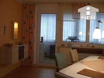 verglaster Küche Kunststofffenster - Helle schöne 3 Zi Wohnung in Viktring