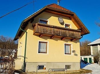 Klagenfurt Wölfnitz Wohnhaus - Teilsaniertes Wohnhaus Klagenfurt/Wölfnitz Ponfeld