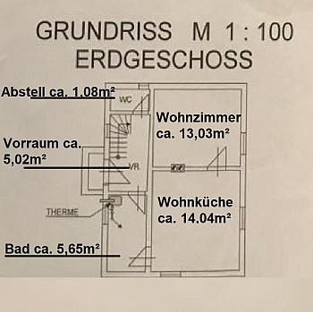 - Teilsaniertes Wohnhaus Klagenfurt/Wölfnitz Ponfeld