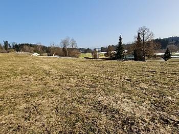 Pörtschach Krumpendorf Karawanken - Sonniger Baugrund an der Golfanlage Moosburg
