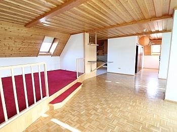 Klagenfurt verglaster Geräten - Tolle sonnige 150m² Penthousewohnung in Klagenfurt