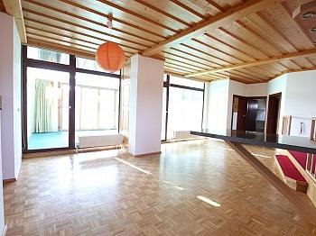 Stock Bruttomonatsmiete Zentralheizung - Tolle sonnige 150m² Penthousewohnung in Klagenfurt