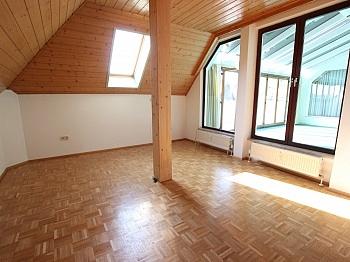 mittels Dusche Küche - Tolle sonnige 150m² Penthousewohnung in Klagenfurt