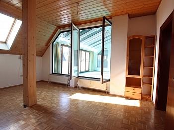 offene ruhige Zimmer - Tolle sonnige 150m² Penthousewohnung in Klagenfurt