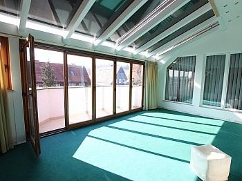 Dachfenster hauseigener eletrischer - Tolle sonnige 150m² Penthousewohnung in Klagenfurt