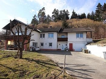 Magdalensberg Aussichtslage Grundstück - 250m² Wohnhaus in St. Thomas - Magdalensberg