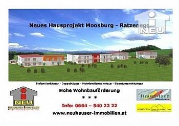 Pläne Wohnbauförderung Wohnungseigentum - Junges Wohnen in Moosburg - Ratzenegg