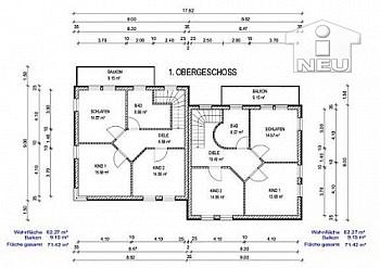 schlüsselfertigen Grundstücksanteil Eigentumswohnungen - Junges Wohnen in Moosburg - Ratzenegg