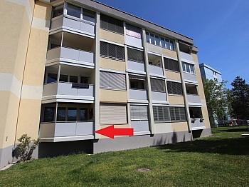 herrlichen Grüne Dusche - 3 Zi Wohnung 75,00m² mit Südoggia - Rilkestrassse