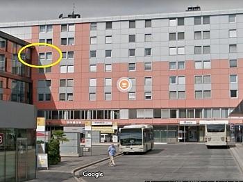 Bahnhofplatz Kellerabteil Garconniere - Schöne zentrale Garconniere am Bahnhofplatz