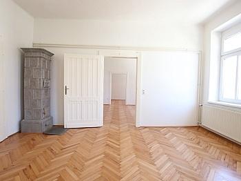 kleiner Vorraum großer - Tolle 101m² - 4 Zi Altbauwohnung - Mariannengasse