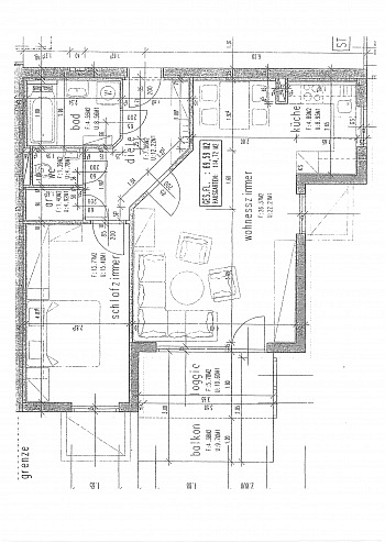 - Tolle 65,00m² - 2 Zi Gartenwohnung in Viktring