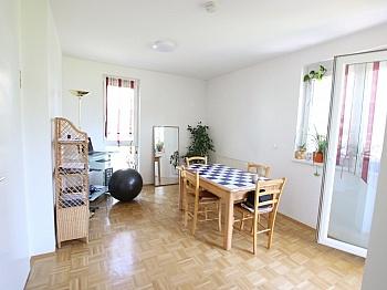 Klagenfurt Badewanne Esszimmer - Tolle 45,00m² - 2 Zi Wohnung mit großem Balkon