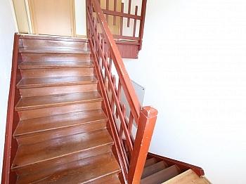 Betriebskosten teilmöblierte Innenbereich - Älteres Wohnhaus 90,00m² in Klagenfurt