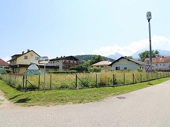 Grundstück Karawanken Kärntner - Sonniger Baugrund direkt bei der Apotheke Faak