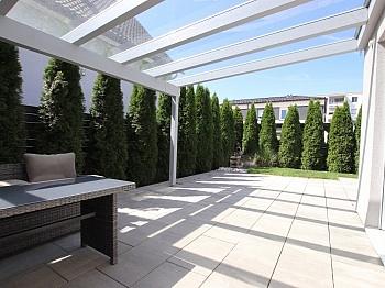 Einbaukästen Westterrasse toller - Neue moderne 80,34m² -3 Zi Gartenwhg-Waidmannsdorf