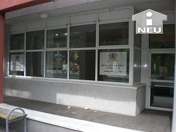 Kunststofffenster Völkermarkter Geschäftsraum - 65m² Büro am Völkermarkter Ring