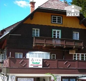 Seehöhe Pension Balkone - Landgasthaus mit Pension auf 1.150m Seehöhe
